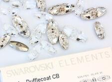 Original Swarovski 3024 dufflecoat Cristal Botones * muchos Tamaños Y Colores
