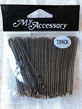 Bun Pins / Hair Pins / Wave Pins U Shape Pkt of 72