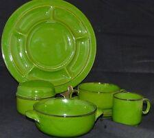 Thomas Form 10760 Scandic Dekor grün green diverse Teile zur Wahl