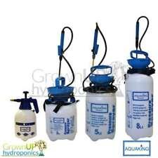 AquaKing Pump Up Pressure Sprayer - Pest Control Foliar Feeding - 1,2,3,5,8 litr