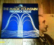 DELIUS. THE MAGIC FOUNTAIN. BBC ARTIUM. 2 x LP BOXED SET + INSERT N/M