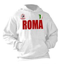 Felpa con cappuccio Supporters hoodie KT21 Tifosi Roma calcio football fans