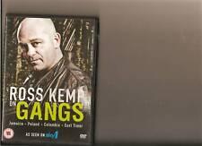 ROSS KEMP ON GANGS DVD JAMAICA POLAND COLOMBIA TIMOR