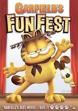 Garfields Fun Fest DVD Free shipping
