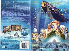 Atlantis: l'impero perduto (2001) VHS