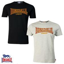 Lonsdale London Herren T-Shirt Classic SLIM FIT Men Shirt S M L XL XXL 3XL NEU