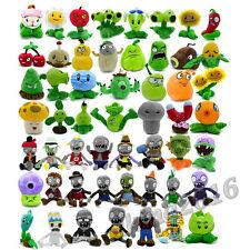 Doll Plants vs Zombies Figure Characters Toy Plush XMAS Gift Stuffed Children