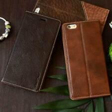 Luxury Leder Schutzhülle für Smartphones von Apple Samsung Sony Cover Case Etui