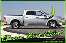 Dodge Ram 1500 2500 3500 ALL YEARS 2/4 DOOR Side Hash Racing Stripes