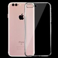 Silikon Tasche Transparent 0,3 mm dünn Hülle für Apple iPhone 7 Plus Case Cover