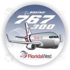 Airbus A340-600 Etihad F1 Abu Dhabi Grand Prix 2019 aircraft profile sticker