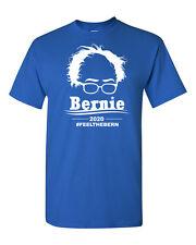 BERNIE Sanders 2020 President Feel the Burn Men's Tee Shirt 1604