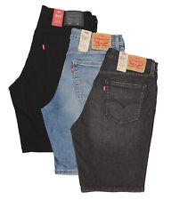 Levis 541 Athletic Taper Stretch Shorts Denim Flat NWT