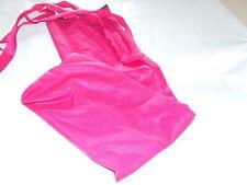 Ecotak Lycra Rugless tie in Tail Bag - Pink Ecotak