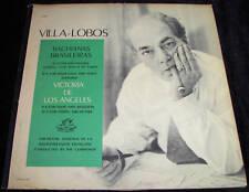 Villa-Lobos Bachianas Brasileiras No. 2,5,6,9 LP 35547