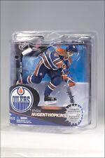 MCFARLANE NHL 31 RYAN NUGENT HOPKINS  EDMONTON OILERS Factory Sealed SHIPS INT'L
