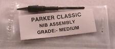 Parker Classic Fountain Pen Nib-Medium-Steel-NOS