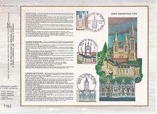 DOCUMENT CEF PREMIER JOUR  1975  SERIE 18.1  11.1  25.1