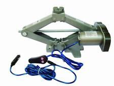 12V elektrischer Scheren-Wagenheber 2000 kg mit LED 150-430mm Hubhöhe 12 Volt