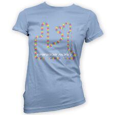 Rainbow Road Womens T-Shirt -x14 Colours- Gaming Console Platform Retro Race Fun