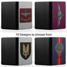 Parachute Company - SAS - The rifles Passport Holder Faux Leather Cover Case