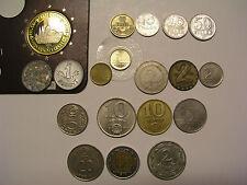 ungarische Münze 10 20 50 Filler 1 2 5 10 20 50 100 Forint Pengö Probe 1915-2004