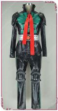 Kamen Rider Takeshi Hongo Kamen Rider 1 Clothing Cloth Uniform Cosplay Costume//