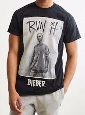 Justin Bieber PURPOSE TOUR RUN IT T-Shirt NEW 100% Authentic
