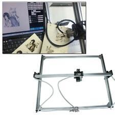 VG-L2 100-240VAC 2500mW Mini Desktop Laser Engraver Cutting Wood Marking Machine