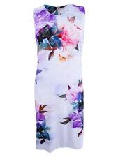 Calvin Klein Women's Floral-Print Shift Dress