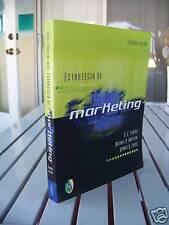 ESTRATEGIA DE MARKETING BY O. C. FERRELL 2002