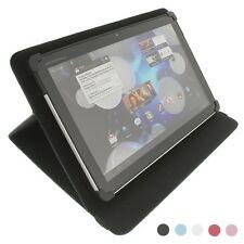Tasche Book-Style Tablet Schutz Hülle Etui Tablettasche Case Tisch Halter V2