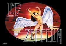 "LED ZEPPELIN FLAGGE / FAHNE ""ICARUS"" POSTER FLAG"