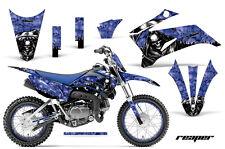 AMR RACING NUMBER PLATE MOTORCYCLE GRAPHIC MX KIT YAMAHA TTR 110 11-12 REAPER U