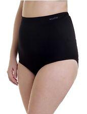 Ouno Damen Shapewear Slip 2er Pack Miederslip Pants Seamless Bauch Weg schlank