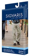 Sigvaris 230 Cotton Series 30-40 mmHg Men's Knee High