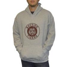 Bayside Tigers Hoodie Saved By The Bell Hooded Sweatshirt Logo TV 90s