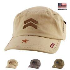 Authentic A Kurtz Fritz Military Army Cotton Baseball Cap Hat Womens Mens Youth