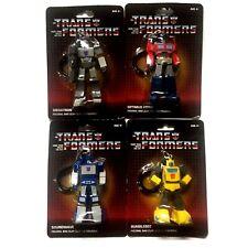 Transformers G1 Bag Clips Bumblebee Soundwave Megatron Optimus Prime U Choose