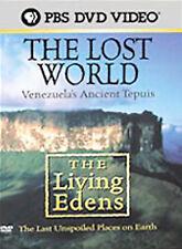 THE LOST WORLD VENEZUELA'S ANCIENT TEPUIS LIVING EDENS PBS NEW DVD