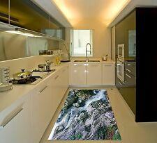 3D Rivulet Rock 8 Kitchen Mat Floor Murals Wall Print Wall AJ WALLPAPER AU Carly