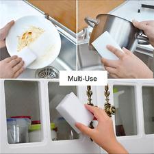 20/50/100PCS Cleaning Magic Sponge Eraser Melamine Cleaner Multi-functional Foam