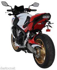 Passage de Roue + Support Eclairage plaque  Honda CB 650 F CB650F 2014 2015 2016