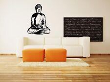Meditating Buddha - Beautiful Wall Stickers Decal Decor High Quality 45cm x 60cm