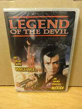 Legend of the Devil (DVD) Masaki Kyomoto, Ryu Daisuke, Japanese Action! NEW!