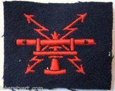 Marine insigne spécialité ELECTRICIEN ARME TELEMETRISTE ORIGINAL France