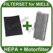 4x Motorschutzfilter für Miele Staubsauger der Serie C2 Motorenfilter NEU /& OVP