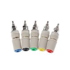 30A High Current M5 4mm Amplifier Female Banana Jack Socket Test Binding Post