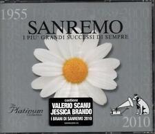 SANREMO PLATINUM COLLECTION - 3 CD NUOVO JULA DE PALMA DONAGGIO LUIS MIGUEL