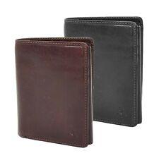 Mens Leather RFID Wallet Notecase Banknotes Credit Cards Holder Taunton